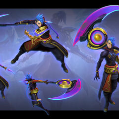Odyssey Kayn Concept 1 (by Riot Artist <a href=