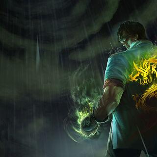 Dragon Fist Lee Sin