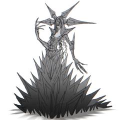 Blade Queen Lissandra Concept 1 (by Riot Artist <a href=