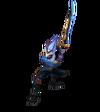 Master Yi BloodMoon (Aquamarine)