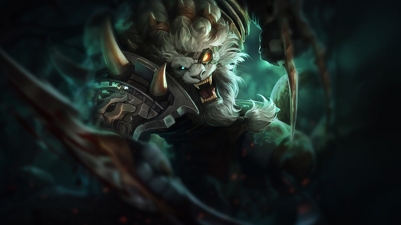 Rengar OriginalCentered
