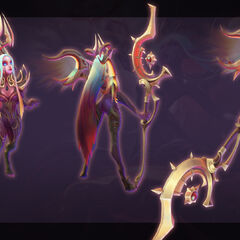 Nightbringer Soraka Model 3 (by Riot Artist <a href=