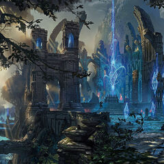 Summoner's Rift Update Landscape 2 (by Riot Artist <a href=