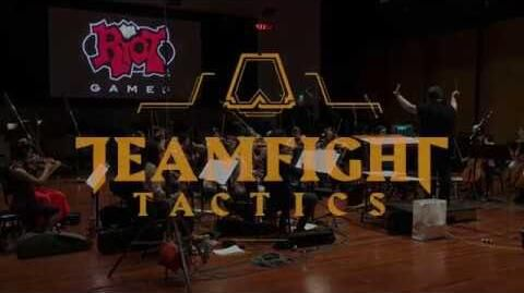 Teamfight Tactics Music - Behind the Scenes - Orchestra Recording Session