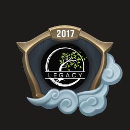 Worlds 2017 Legacy Esports Emote