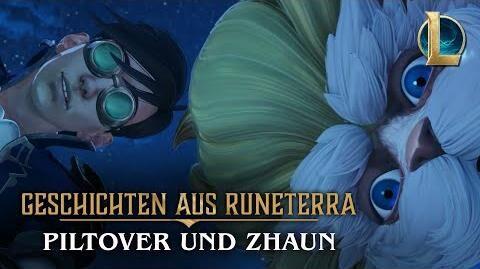 """Geschichten aus Runeterra Piltover & Zhaun """"Wahres Genie"""""""