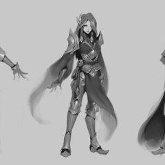 Irelia Update Concept 4 (by Riot Artist <a href=