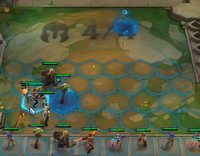 Placing Unit in TFT
