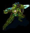 Vayne Drachentöter-Vayne (Grün) M