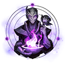 Der Täuscher Einzigartiger Ewiger Symbol