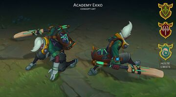 Ekko Akademie- Konzept 01