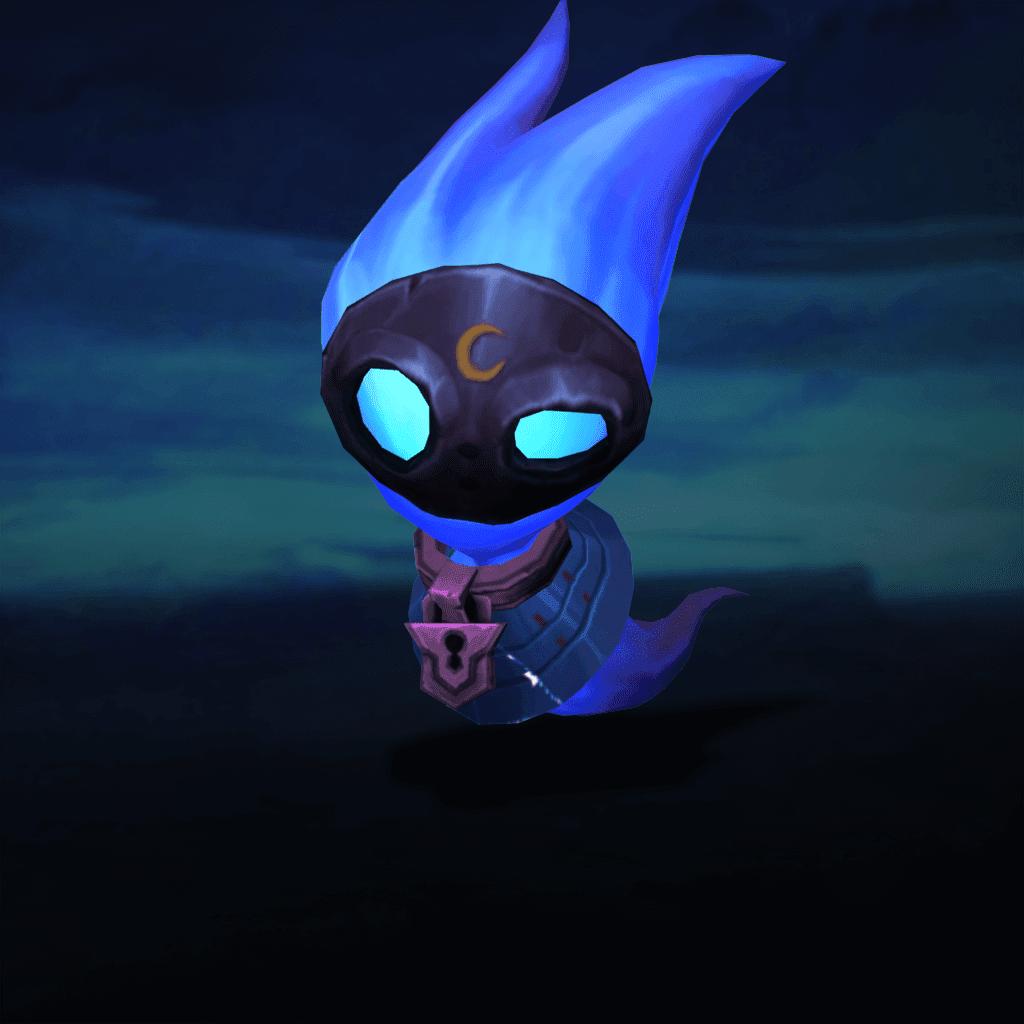 Fantasmín Garra lunar Nivel 1