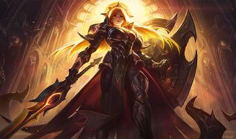 Leona SolarEclipseSkin
