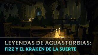 Leyendas de Aguasturbias Fizz y el kraken de la suerte Audio Drama (3 de 6)