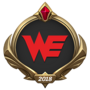 MSI 2018 Team WE Emote