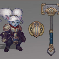 Poppy Update Concept 4 (by Riot Artist <a href=