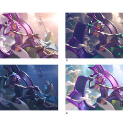 Battle Boss Qiyana Splash Concept 2 (by Riot Artist <a href=