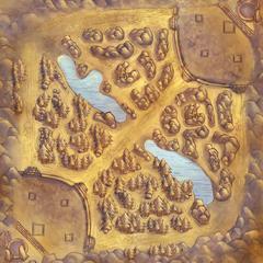 1st Summoner's Rift Minimap