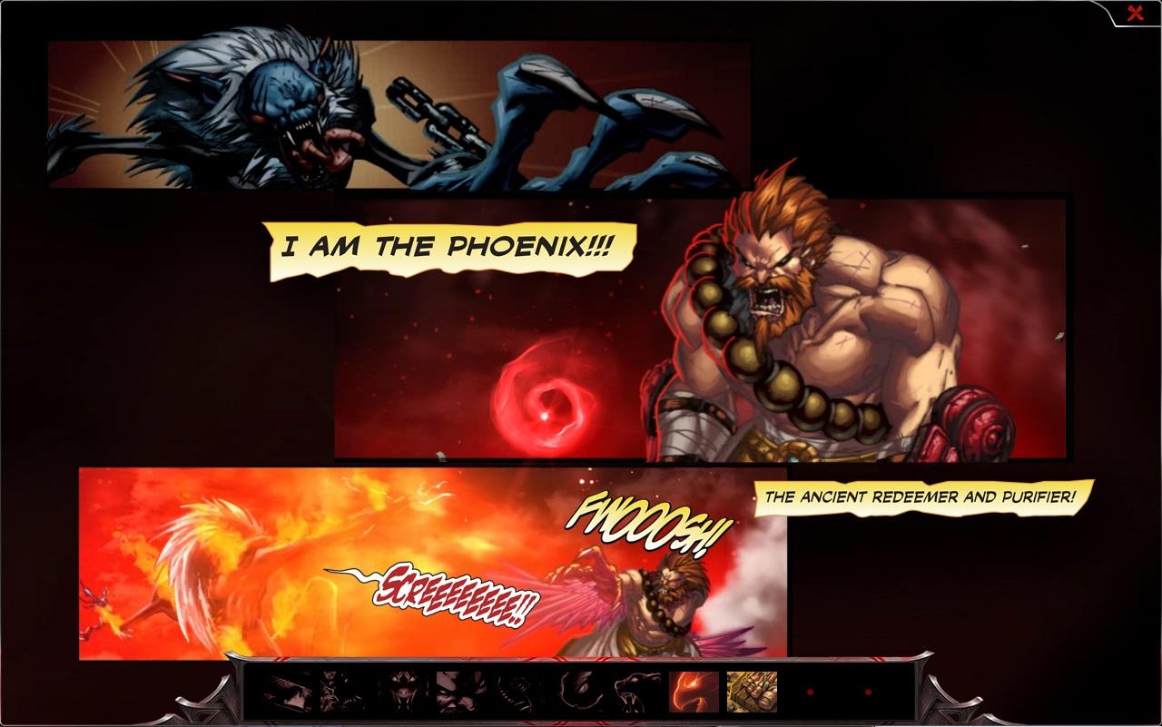 Udyr SpiritGuard Comic pr08