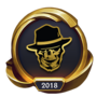 Worlds 2018 Royal Bandits (Gold) Emote