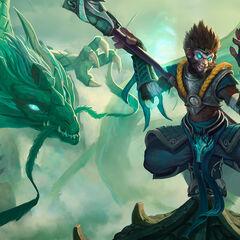 1st Jade Dragon Wukong