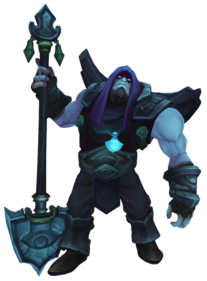 Yorick Background League Of Legends Wiki Fandom