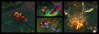 Alistar Infernal Screenshots