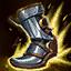 Beinschienen des Berserkers item