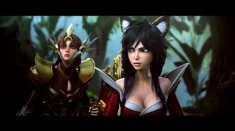 Cinématique League of Legends Une nouvelle aube