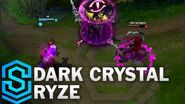 Dunkelkristall-Ryze - Skin-Spotlight