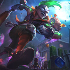 Trick or Treat Ekko