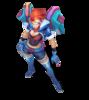 Kai'Sa Arcade-Kai'Sa (Aquamarin) M