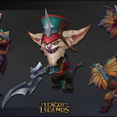 Kled Model 1 (by Riot Artist <a href=