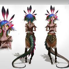 Neeko Concept 9 (by Riot Artist <a href=