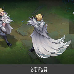 iG Rakan Concept 01 (by Riot Artist <a href=
