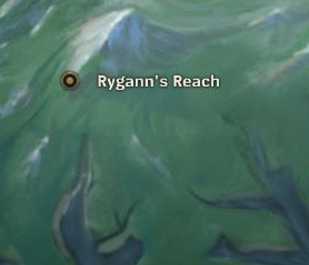 Rygann's Reach map