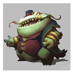 Tahm Kench Concept 6 (by Riot Artist <a href=