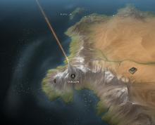 Targon Map