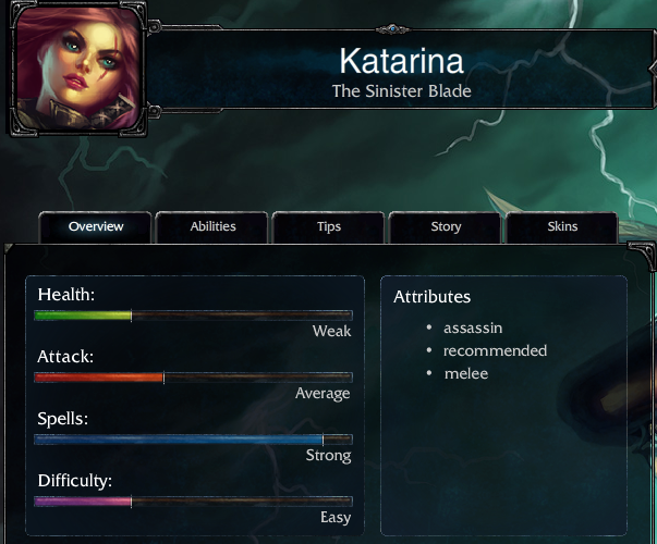 how to get lol stats