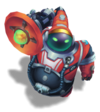 Bard Astronaut (Ruby)