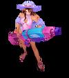 Caitlyn Poolparty-Caitlyn (Rosenquarz) M