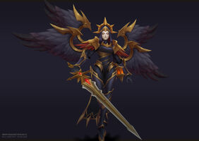 Kayle Update Eiserne Inquisitorin model 10