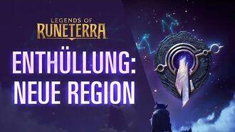 Neue Region Targon Legends of Runeterra
