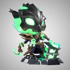 Thresh Statue Model 1 (by Riot Artists <a href=