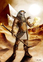 Tridan V2 Horus