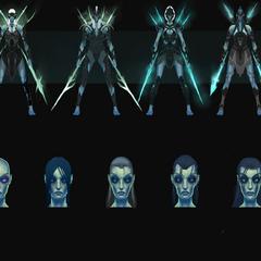 Kalista Concept 02 (by Riot Artist <a href=