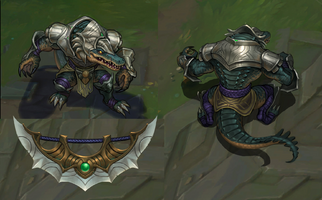 Renekton Update Konzept