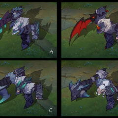 Dragonslayer Trundle Concept 6 (by Riot Artist <a rel=