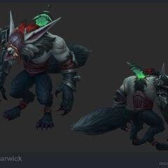 Grey Warwick Update Model (by Riot Artist <a rel=