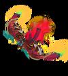 Anivia Papercraft (Ruby)
